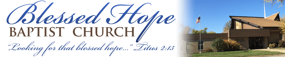 Blessed Hope Baptist Church | Dayton, OH | Independent